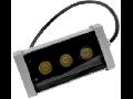 Proiector LED, 3 x 1W/2700K, IP65,  TG-4203.2203