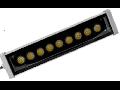 Proiector LED, 9 x 1W/RGB, IP65, TG-4203.2309