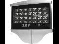 Corp iluminat  stradal 28W, TG-5202.0228