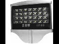Corp iluminat  stradal 98W, TG-5202.0298