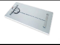Panou radiant pentru tavan MAGNUM Sol Tip 500: 119 x 59 x 4 cm 500 W