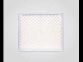 Corp de iluminat cu LED-uri, pentru interior, cu KIT EM, 600x600 mm, 50W