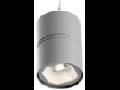 Proiector cu LED, suspendat, 37W, dispersor mat /transparent