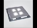 Corp de iluminat cu LED 4M, pentru exterior, IP65, 140W, montaj incastrat
