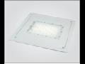 Corp de iluminat cu LED 4M, pentru exterior, 580 x 580 x 61 mm, IP65, 60W, montaj incastrat