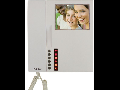 Post interior video interfon, functie INTERCOM,
