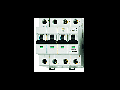 Comutator modular AMPARO, 3poli+N, 40A