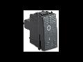 Intrerupator 2P 16AX 250V~, gri