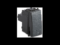 Intrerupator 1P 16A 250V~, gri