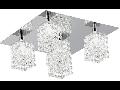Plafoniera Pyton, 5x33w
