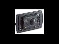 Termostat electronic de camera, 3 module, incastrat, cu dispozitiv de cuplare si baterie, gri