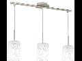 Lampa suspendata AMADORA satin nickel 220-240V,50/60Hz IP20