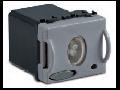 Lampa lumina de urgenta cu comutator, 2 module detasabile, 120? autonomie, luminozitate 16CD, 230V~ , argintie