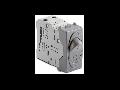 Intrerupator automat magnetotermic 1P+NC16A ,3000A, argintiu