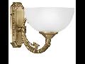 Lampa perete SAVOY bronzed 220-240V,50/60Hz IP20