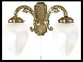 Lampa perete IMPERIAL bronzed 220-240V,50/60Hz IP20