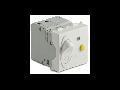 Intrerupator automat diferential magnetotermic 1P+NC10A, 3000A, alb