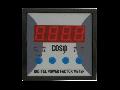 Cosfimetru digital monofazic 72x72