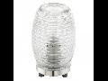 Eglo Veioza VARMO,1x42w,E27,argintiu