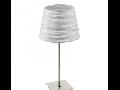 Eglo Veioza FONSEA,1x60w,E14,argintiu