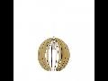 Lampa suspendata Cossano,1x60w,E27,D300,artar