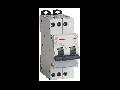 Siguranta automata tripolara in 2 module 25A 4.5ka curba C
