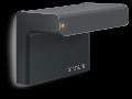 Senzor de prezenta profesional,detectie inteligenta inalta frecventa,160 grade,raza max.7m,IP54,exterior,negru