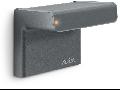 Senzor de prezenta profesional3D,detectie inteligenta inalta frecventa,160 grade,raza max.7m,IP54,exterior,antracit