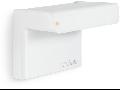 Senzor de prezenta profesional3D,detectie inteligenta inalta frecventa,160 grade,raza max.7m,IP54,exterior,alb