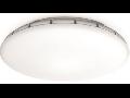 Plafoniera RS PRO LED S2 cu senzor de miscare inalta frecventa,28 W,lumina calda,abajur policarbonat