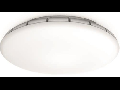 Plafoniera RS PRO LED S2 cu senzor de miscare inalta frecventa,28 W,lumina calda,abajur sticla