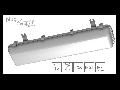 Corp de iluminat antiex cu posibila functionare si pe acumulatori EXL 210 LED 42,2W