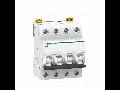 Siguranta automata Tetrapolara 4P, 4,5kA 25A/C iK60N