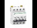 Siguranta automata tetrapolara 4P, 4,5kA 63A/C iK60N
