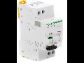 Intrerupator automat diferential 1P+N,30mA,25A/C,4.5KA,iDPNa