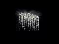 Corp de iluminat cu pandantive din cristale de diverse forme 5x40W