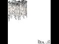 Corp de iluminat cu pandantive din cristale octogonale 2x40W