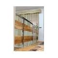 Balustrade din inox cu lemn