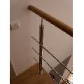 Montanti pentru balustrade inox sau OL vopsit
