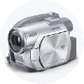 Camera video Panasonic VDR-D250EP-S
