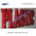 Litere plastic pentru reclame