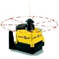 Laser rotativ cu reglare manuala