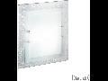 Plafoniera Alaska, 3 becuri, dulie E27, L:380 mm, H:430mm, Argintie