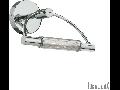 Aplica Arco, 1 bec, dulie R7s, L:230 mm, H:100 mm, Crom