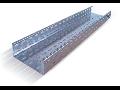 Jgheab metalic H 85mm,l 100mm,L 3000mm