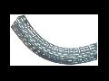Cot ridicator/coborator pentru jgheab metalic H 35mm,latime 300mm