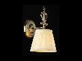 Aplica Elegant Vesta,1 x E14, 230V, D.16cm,H.35 cm,Bronz