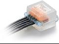 Cutie conexiuni electrice submersibile IPX8 45x45x30mm