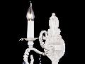 Aplica House Templiers,1 x E14, 230V, D.25 cm,H.35 cm,Alb