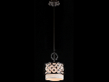 Lampa suspendata  House Venera,1 x E27, 230V, D.22cm,H.29 cm,Maro inchis